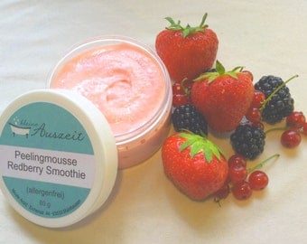 Seasalt Scrub Redberry Smoothie