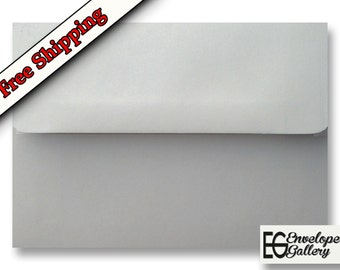 300 Pastel Gray A1 A2 A6 A7 Envelopes for Invitations Announcements Response Greeting Cards Enclosures Showers Weddings Crafts Stampin Up