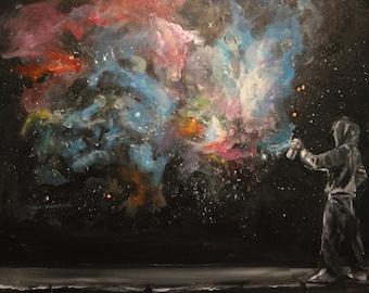 Spray Galaxy