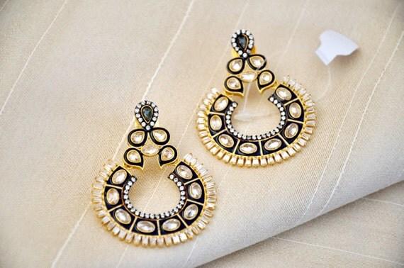 American Diamond Earrings #2