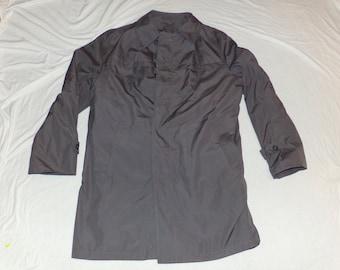 London Fog Town Warm Coat Trench Coat with liner 44 Long Men's Vintage Coat