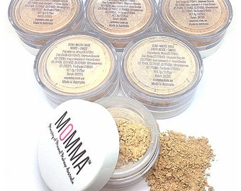 MOMMA Matte Mineral Foundation SPF 20+ Vegan Chemical Free