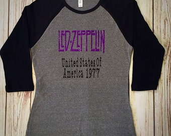 Women's Led Zeppelin T-Shirt