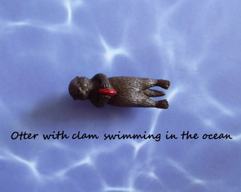 Otter Mold Etsy
