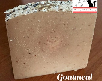 Goatmeal - Handmade Cold Process Soap