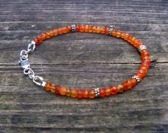 Silver bracelet Foxy Girl