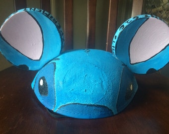 Stitch Mickey Ears experiment 626