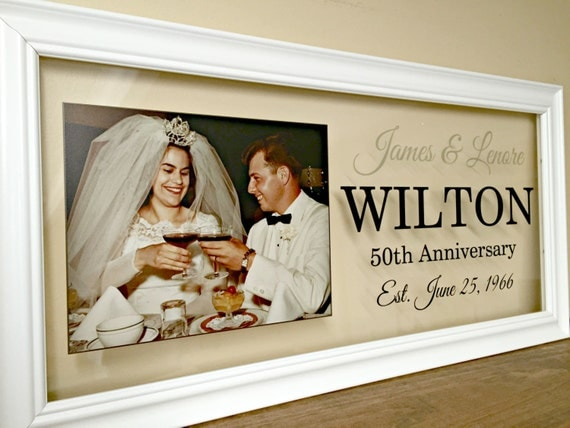 Gifts For 50th Wedding Anniversary For Parents: 50th Anniversary Gifts For Parents 50th Anniversary Gifts