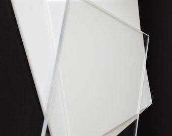 Acrylic Cake Set Up Boards