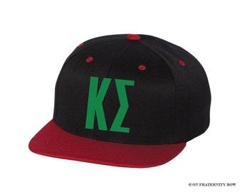 Kappa Sigma Fraternity Custom Snapback Hat