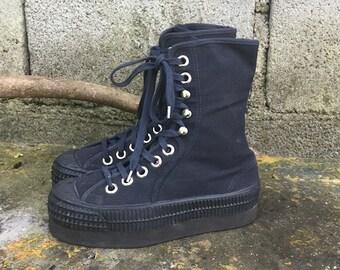 Mens platform shoes
