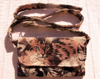 I Love Cats Waist Pouch/Fanny Pack