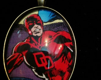 Marvel The Defenders Daredevil Large Pendant