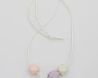 TEETHING NECKLACE- IVORY