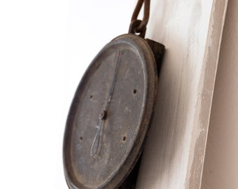 1955 Wholesale Chatillon Hanging Scale - 200 Lb - Country and Farmhouse Decor - Free Shipping Within the USA