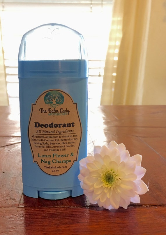 Nag champa deodorant