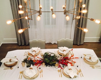 10 Large Tree Slices- 12-13 inch - 1 inch thick - Wedding Table ~ Plate Chargers ~ Wood Slice Chargers ~ Rustic Wedding Chargers ~ Charger