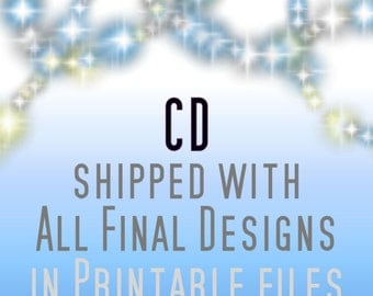 CD Add-on to Digital Files Order