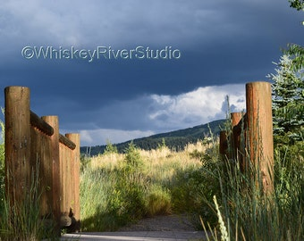 Colorado Summer Storm Clouds print. Canvas photo print. Canvas Photography. Wall Art. 8x10, 11x14, 16x20, 20x24.