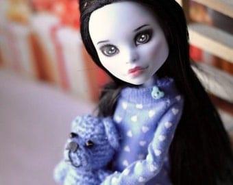 OOAK Monster High Abbey Bominable