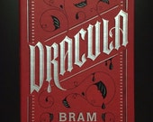 Dracula by Bram Stoker, Collectible Flexibound Edition