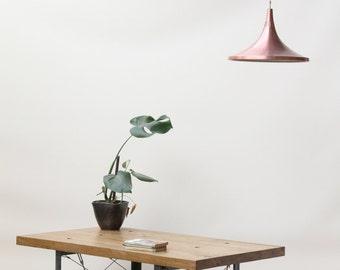 KONK! - Oak/Steel Industrial Tension Wire Coffee Table [Bespoke sizes available!]