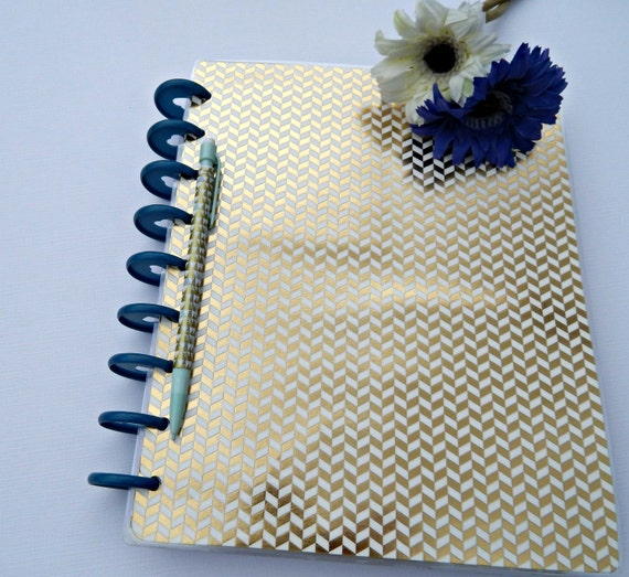 Floral chic happy planner cover create 365 mambi happy for Happy planner accessories