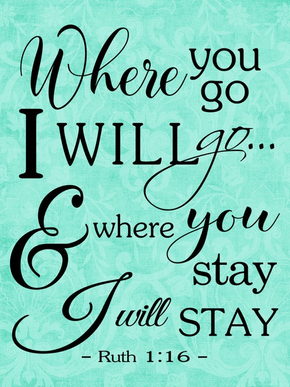 SVG, DXF & PNG - Where you go I will go ...
