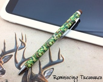Buckwear Stylus Pen for Tablets, Smartphones and Touch Screen Devices
