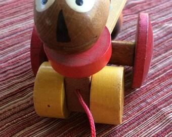 Wood Pull Toy,Ladybug Toy,Wooden Ladybug,Wooden Pull Toy,Bug Toy,Insect Toy,Childs Pull Toy,Bug Pull Toy,Insect Pull Toy,Wooden Bug,Wood Bug
