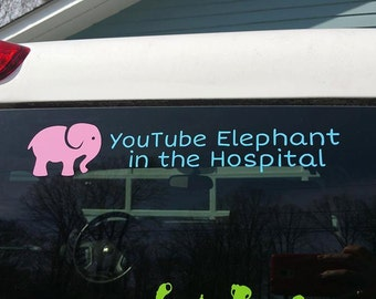 Your Whole Baby - YouTube Elephant in the Hospital - Pink and Blue