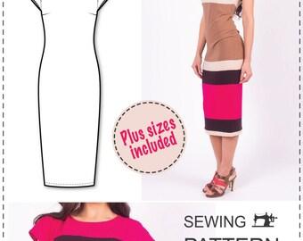 Easy Simple Dress