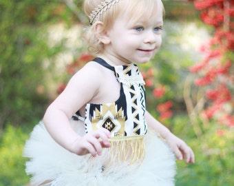 Ivory tutu - Choose your color - Tutu ruffle - toddler tutu - diaper cover - tutu ruffle skirt - off white tutu