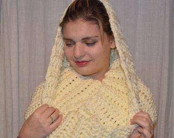 Infinite scarf - off white