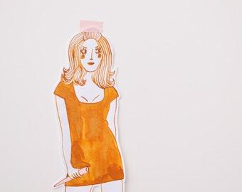 Buffy Summers - Buffy the vampire slayer - Sticker