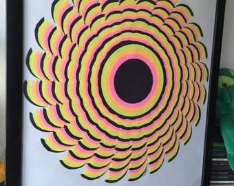 Neon Wall Art neon art | etsy