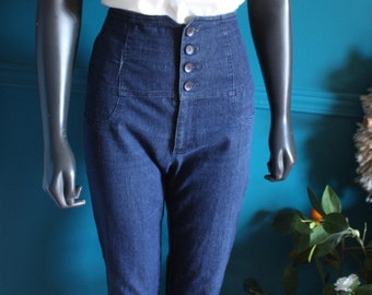 Rock Steady vintage jeans high waist