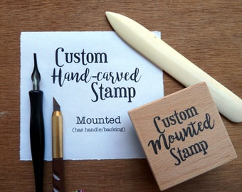 Custom stamp, personalized stamp, custom rubber stamp, custom eraser stamp, custom stamps, personalised stamp, rubber stamps, custom made