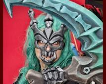 Thresh Scythe Hook LoL League of Legends cosplay