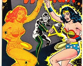 Wonder Woman 243, comic book. Female Superhero. Amazon, Tiara, Lasso, Bronze Age, Vintage Paradise Island. 1978 DC Comics in NM+ (9.6)