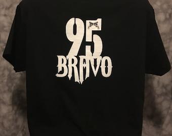 Military Police, 95 Bravo shirt