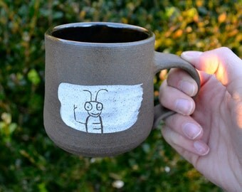Happy Bug Mug
