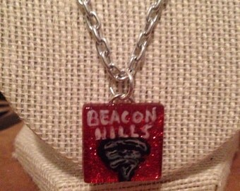 Teen Wolf Beacon Hills Tornados Necklace