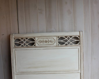 Vintage TWIN HEADBOARD French Provincial