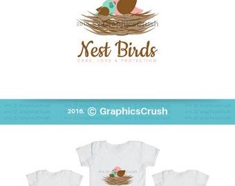 Baby Boutique Logo - Baby OOAK Logo - Baby Logo Design - Children Boutique Logo - Organic Baby Products Logo - Branding Logo - Nursery Logo
