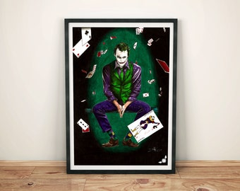 Limited Edition Print - The Joker