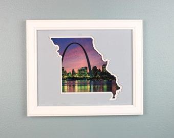 Missouri Photo Map