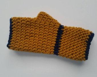 No-Stitch Finger-less Gloves - Adult size