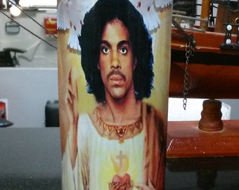 Saint Prince Prayer Candle