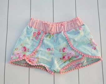 Mom and Me Coachella Shorts, Women's shorts, Girl's Shorts, Spring Shorts, Summer Shorts, Toddler Shorts, Children's Clothes, baby shorts